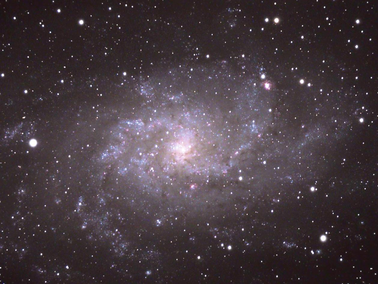 La galaxie M33