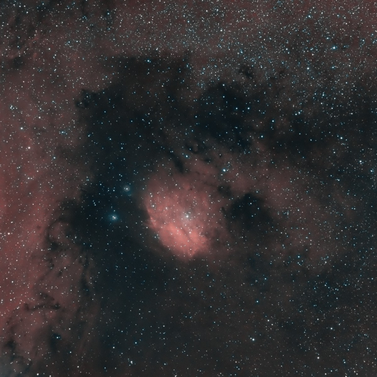 La nébuleuse IC1283