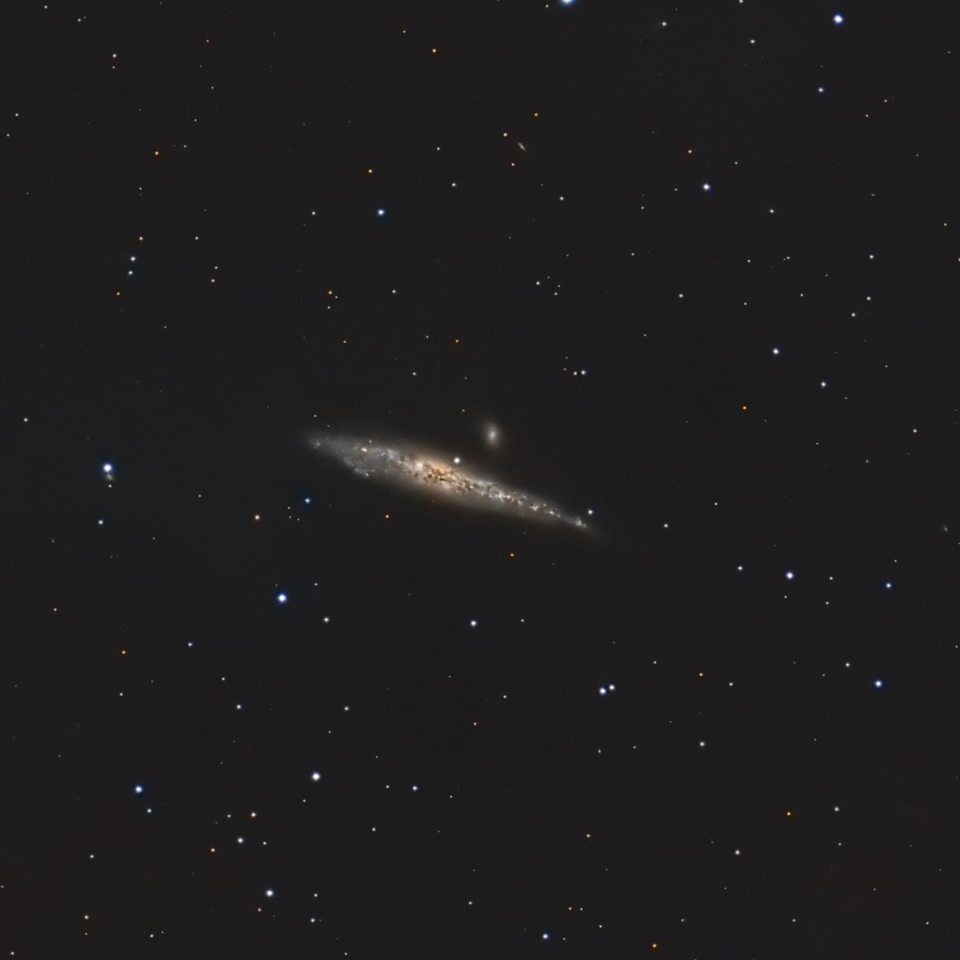 La galaxie de la baleine NGC 4631