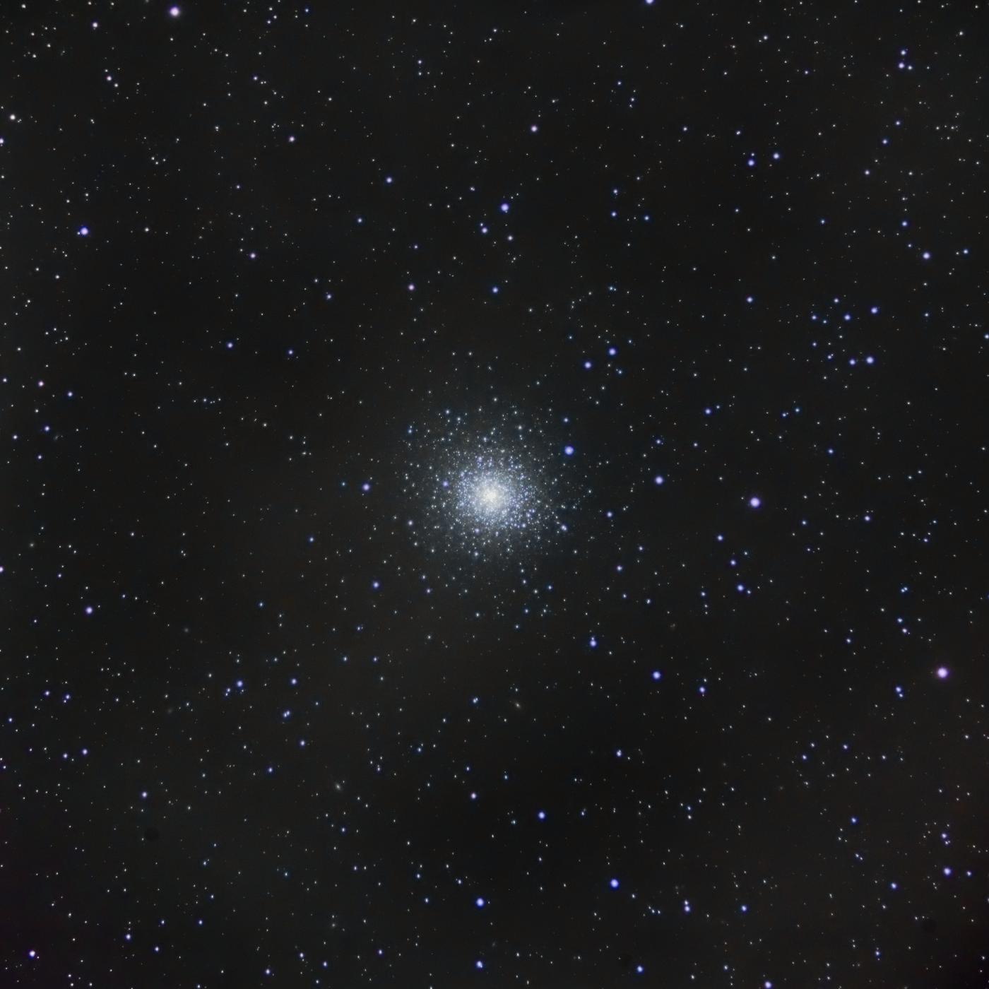 L'amas globulaire M92